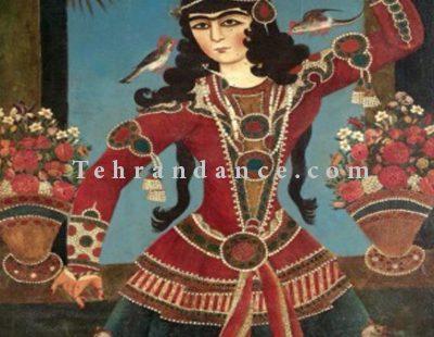 رقص ایرانی - آموزش رقص