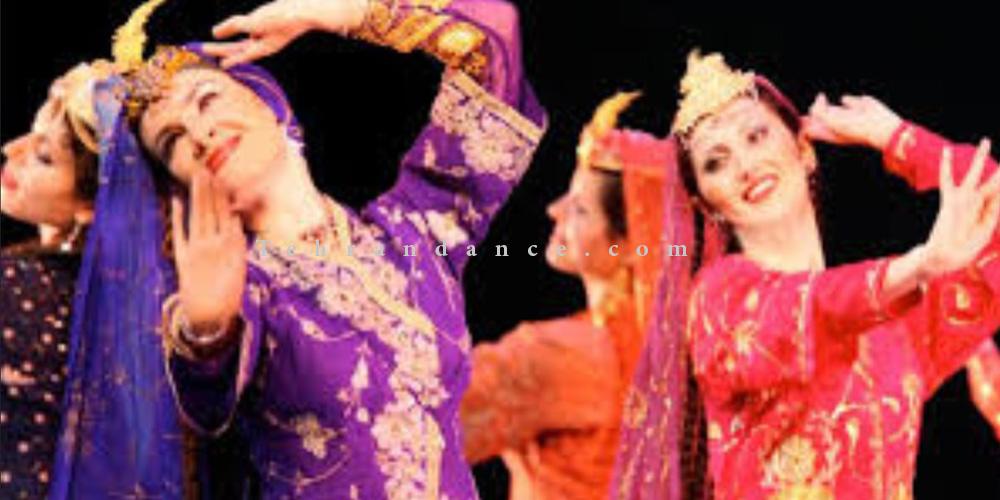 رقص های ملی