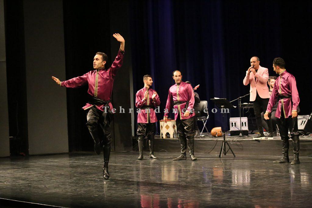 رقص ترکی - آموزش رقص آذری