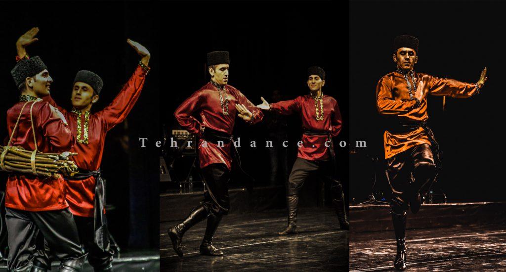 آموزش رقص آذری - 02146019475