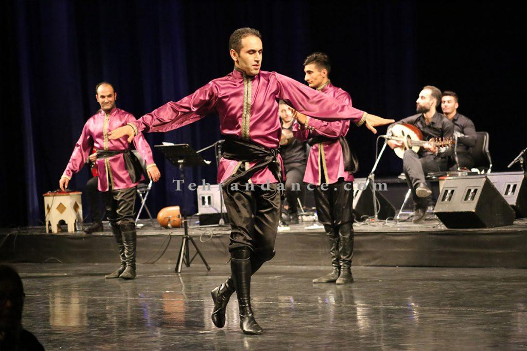 آموزش رقص ترکی