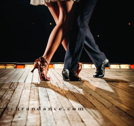 آموزش رقص دونفره