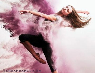 انواع آسیب رقص