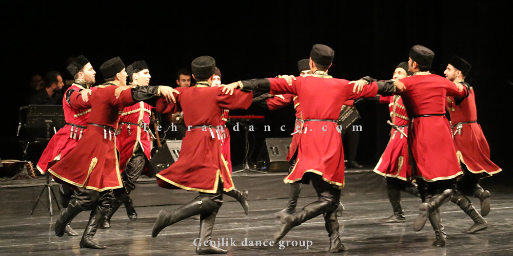 رقص آذری - آموزش رقص آذری