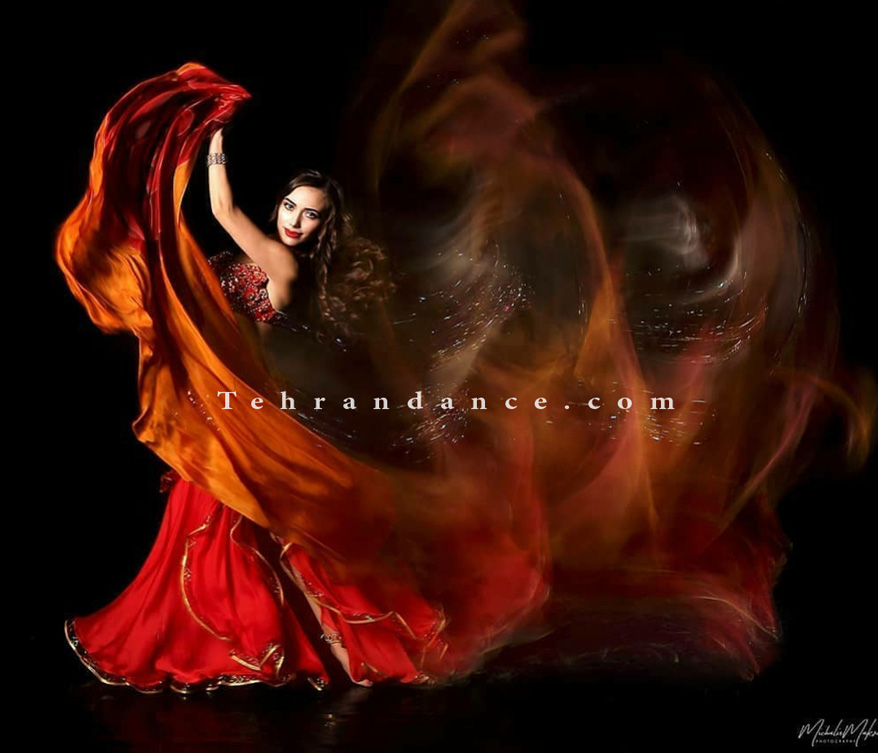 رقص - رقص عربی- اموزش رقص عربی