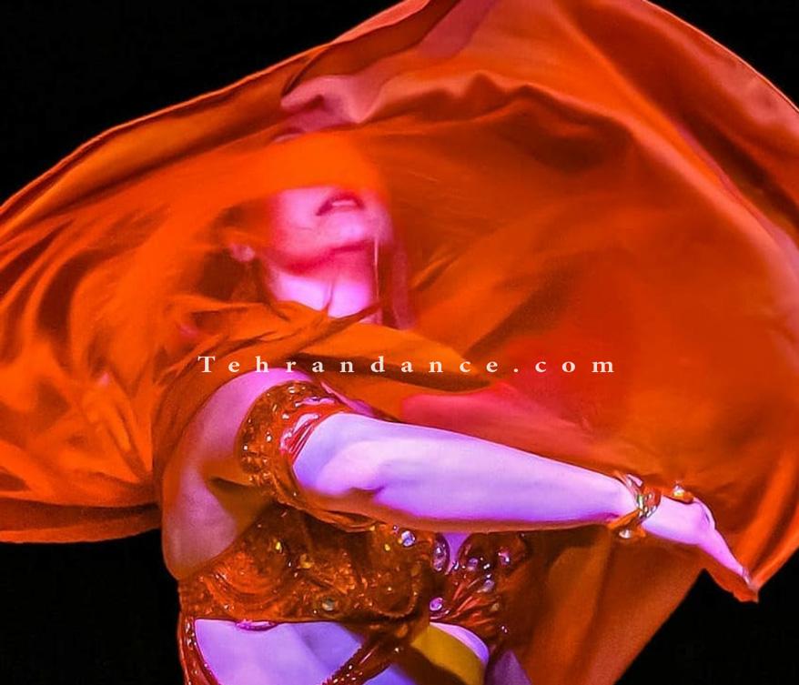 رقص - رقص عربی-آموزش رقص عربی