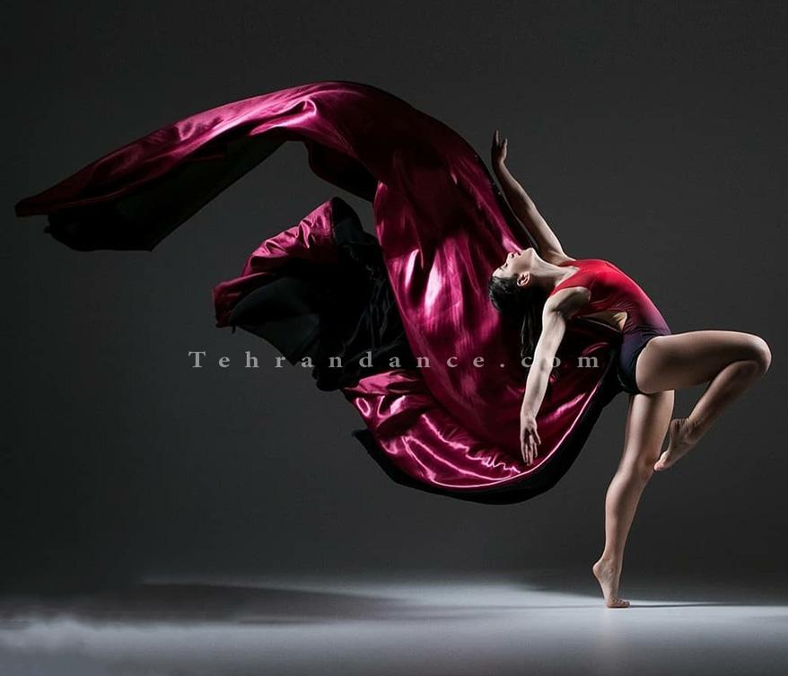 کاروگرافی - آموزش رقص
