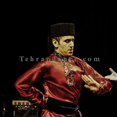 آموزش رقص آذری - 09141025954