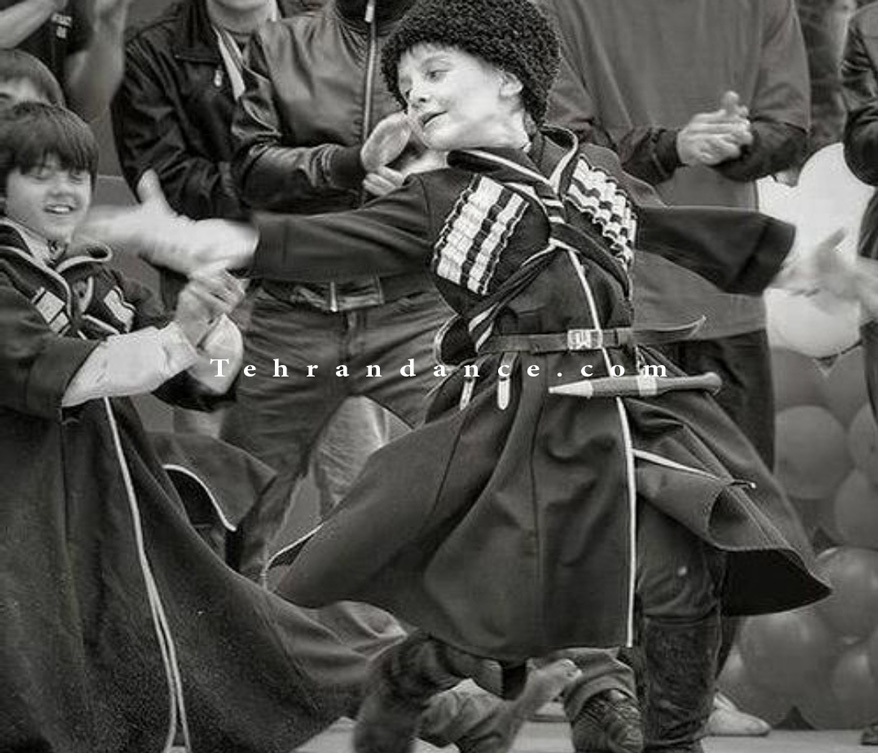 رقص ترکی - آموزش و اجرا در تهران